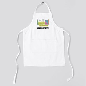 I wear this shirt periodically periodic Kids Apron