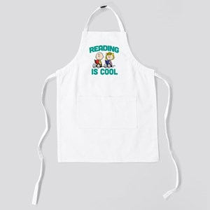 Charlie & Sally Brown-Reading is Co Kids Apron