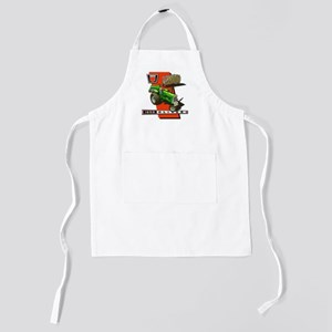 Oliver 1650 Tractor Kids Apron