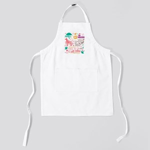 Gilmore Girls Collage Kids Apron