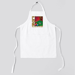 Pool Player Kids Apron