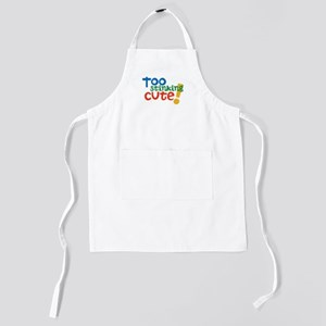 Too Stinking Cute! Kids Apron