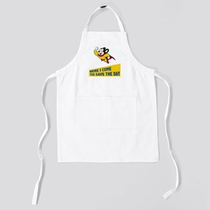 Mighty Mouse Kids Apron