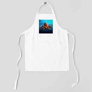 Octopus Kids Apron