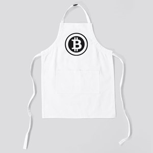 Bitcoin Kids Apron