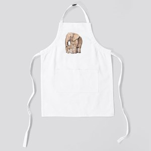 Mother and Child Kids Apron
