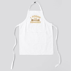 I Found This Humerus Archaeology Pun Bo Kids Apron
