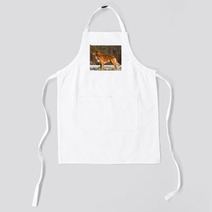 nova scotia duck tolling retriever full Kids Apron