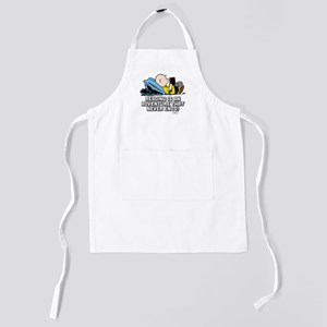 Charlie Brown-Peanuts Reading Kids Apron