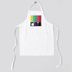 SMPTE HD Color Bars Kids Apron