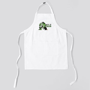 Hulk Color Splash Kids Apron