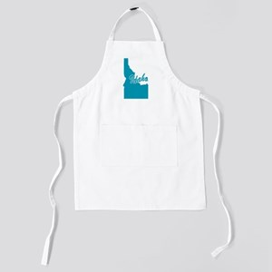 3-idaho Kids Apron
