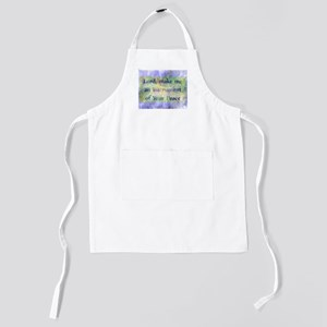 Prayer of St. Francis Kids Apron