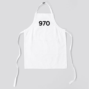 colorado area code Kids Apron