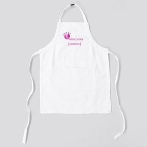 Personlized Princess Kids Apron