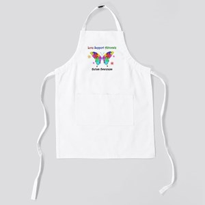 Autism Butterfly Kids Apron