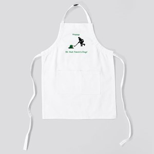 St. Hat-Tricks Day Kids Apron