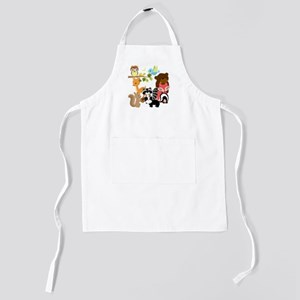 Forest Friends Kids Apron