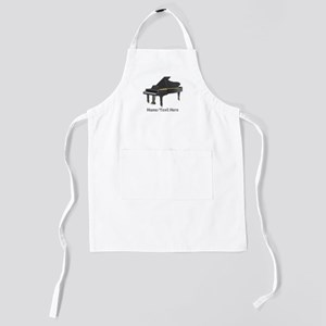 Piano Personalized Kids Apron