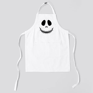 Halloween Skeleton Kids Apron