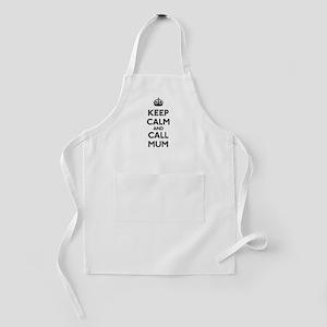 17aa06c3f Keep Calm and Call Mum Kids Apron
