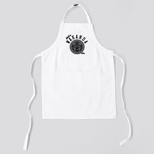 Black Panther Made Circle Kids Apron