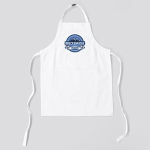 Breckenridge Blue For Dark Kids Apron