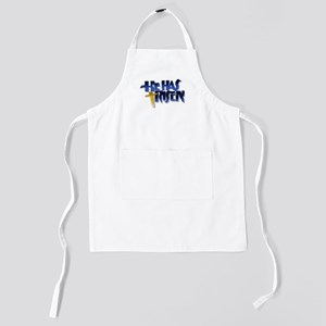 He has Risen Kids Apron
