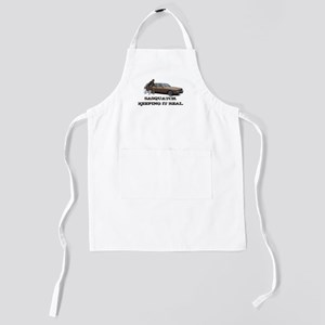 Sasquatch Keeping It Real Kids Apron
