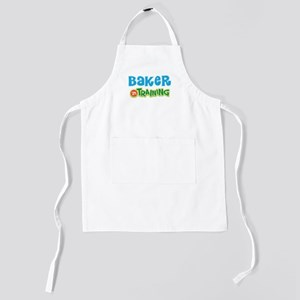 Baker in Training Kids Apron
