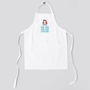Ariel Girl who has everything Kids Apron