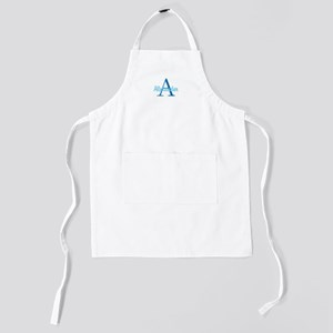 Personalized Monogrammed Kids Apron