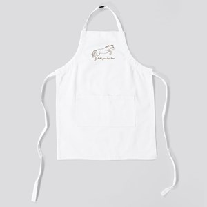 Horse Personalized Kids Apron