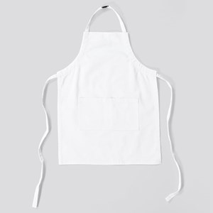 Blanket Blue Jean military brother copy Kids Apron