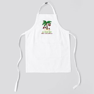 On Island Time Kids Apron
