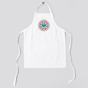 Personalized Monogrammed Gift Kids Apron