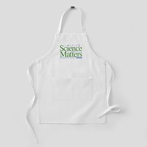 Science Matters Kids Apron