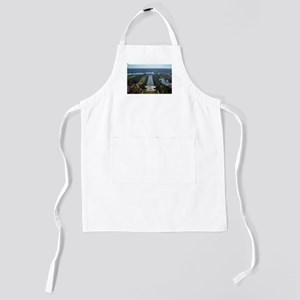 Lincoln Memorial - Pool - WWII memorial Kids Apron