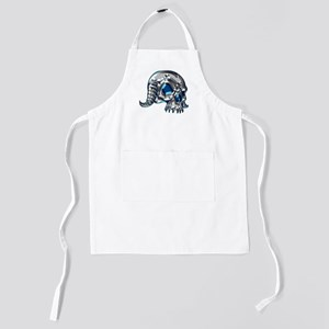 Viking Skull Kids Apron