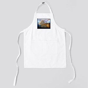 Martin Luther on nature Kids Apron