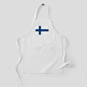 Finnish Flag Kids Apron