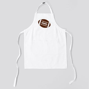 YOUR NAME Football Kids Apron