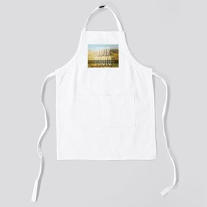 YOUR PHOTO This Is My Happy Place Kids Apron