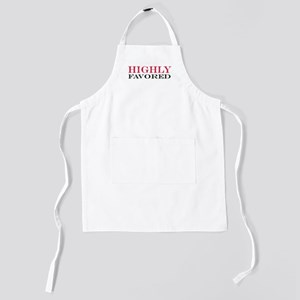 Highly Favored Kids Apron