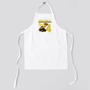 Can You Dig It? Im 4 Kids Apron