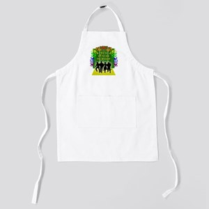 Off to see the Wizard of OZ Kids Apron