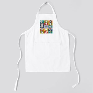 Snoopy-You Can Be Anything Kids Apron