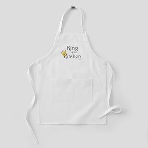 King of the Kitchen Kids Apron