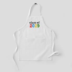 Class of 2029 Kids Apron