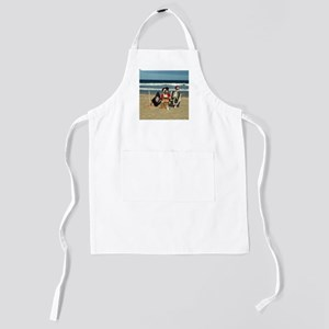 Pit bull Pirate Booty Kids Apron